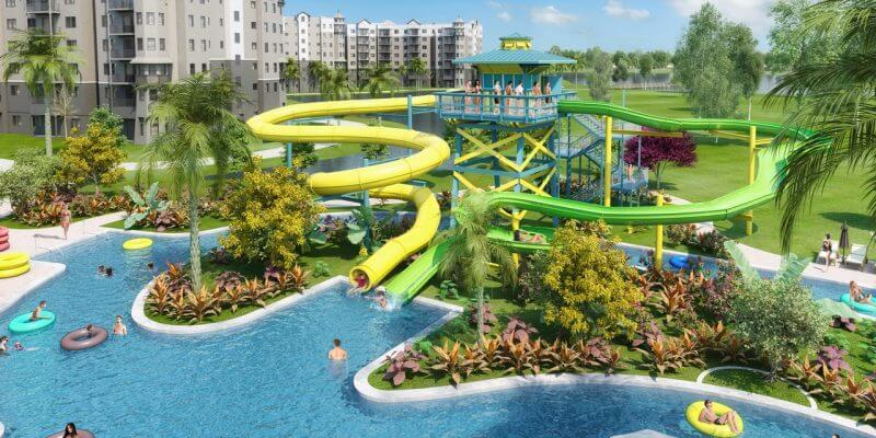 The Grove Resort Amp Spa Breaks Ground On New Water Park